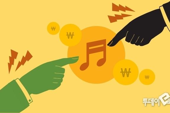 [단독] 해결 기약없는 OTT 음악 저작권료 싸움...업계 VS 음저협 입장은?