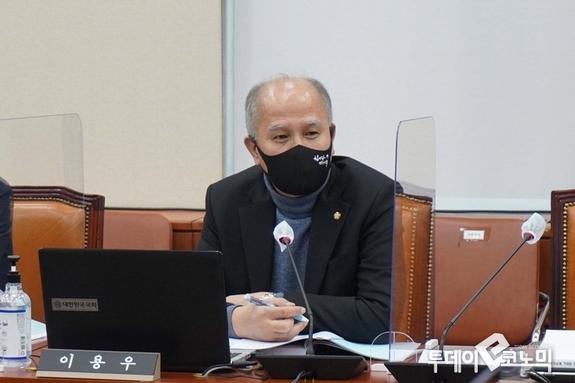 """[이슈인터뷰] 이용우 의원 """"가상자산거래소 신고기한 연장 안돼…이용자 보호위한 '업권법' 필요"""""""